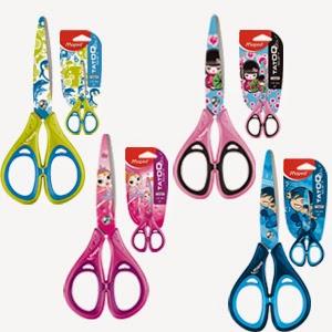 детски ножици за първокласници и детска градина