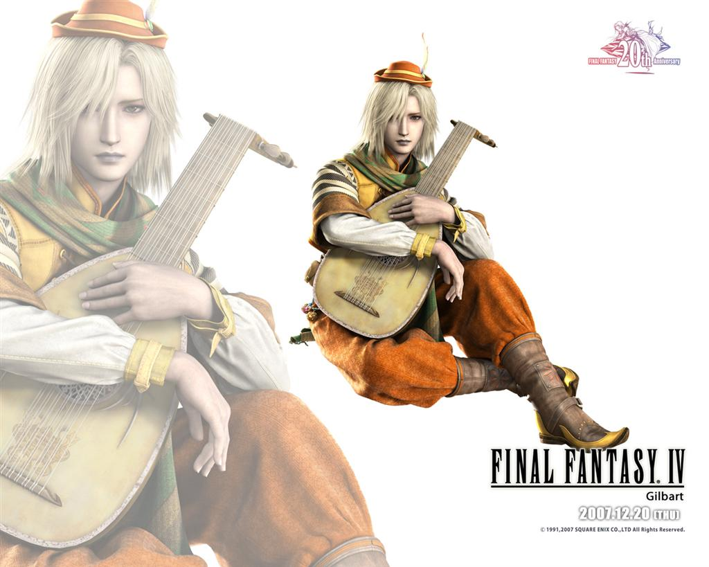 Final Fantasy HD & Widescreen Wallpaper 0.791113797253987