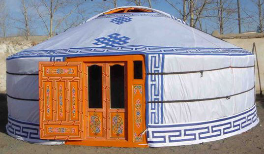 Your Yurt Or Mine?
