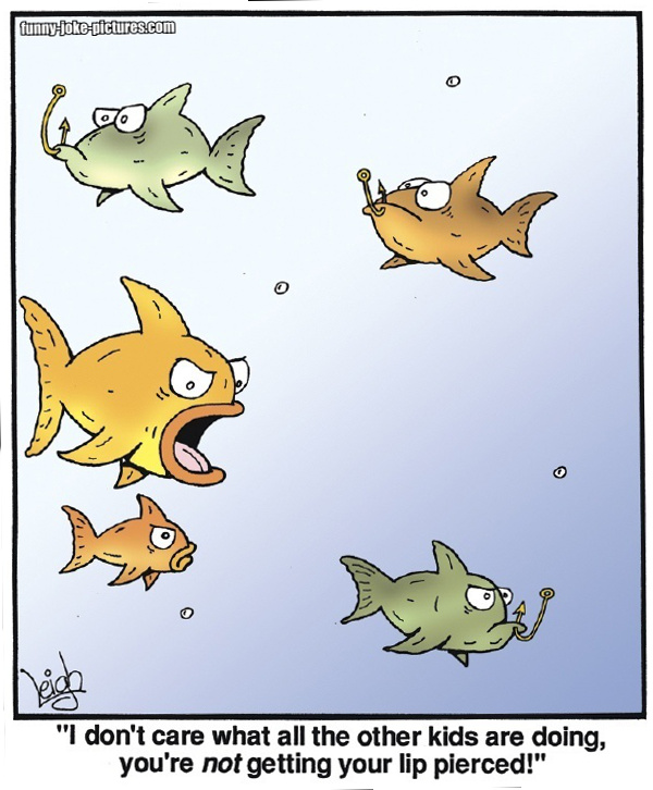 Funny fish jokes - photo#28
