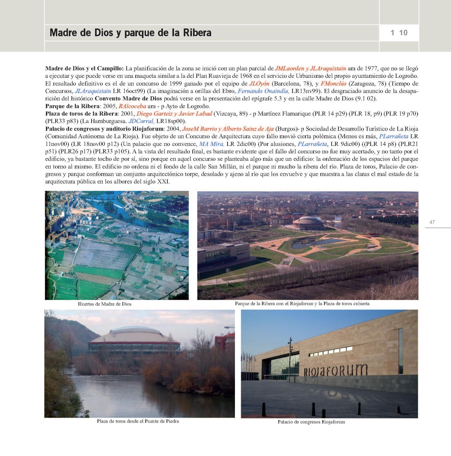 Guia De Arquitectura De Logro O Paginas Madre De