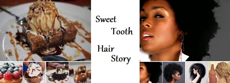 Pinterest Hair Story