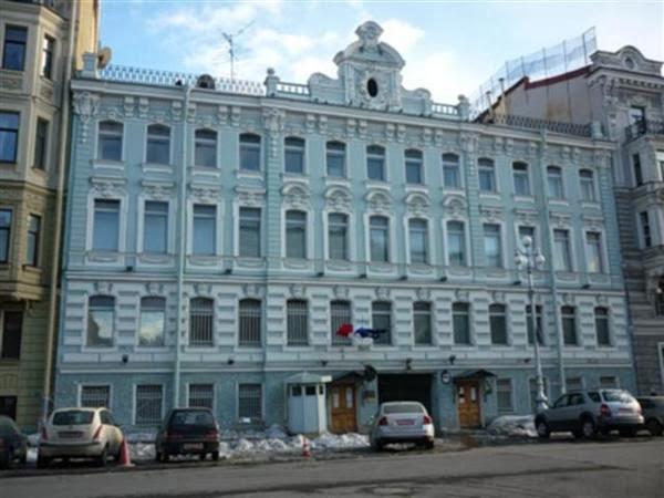 консульство Италии в СПб.