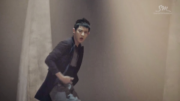 EXO Wolf Chanyeol