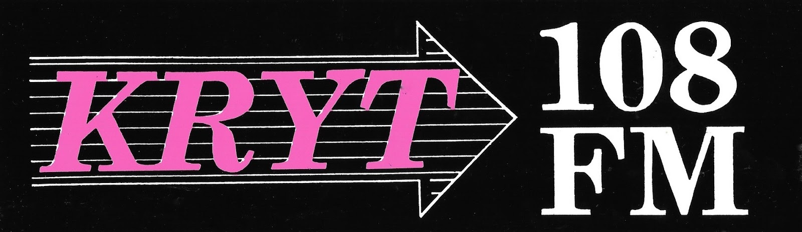 KRYT A Reference To 1079 FM Being On The Far Right Of Radio Dial Was Top 40 Outlet In Pueblo Colorado Starting 1986 Station Later Became