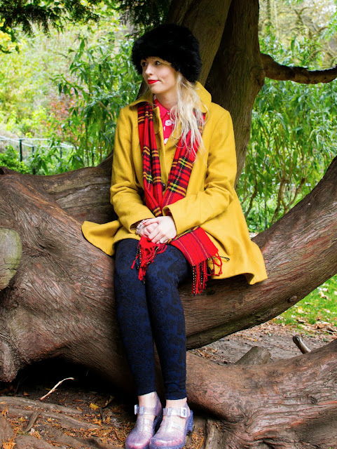Autumnal outfit of the day