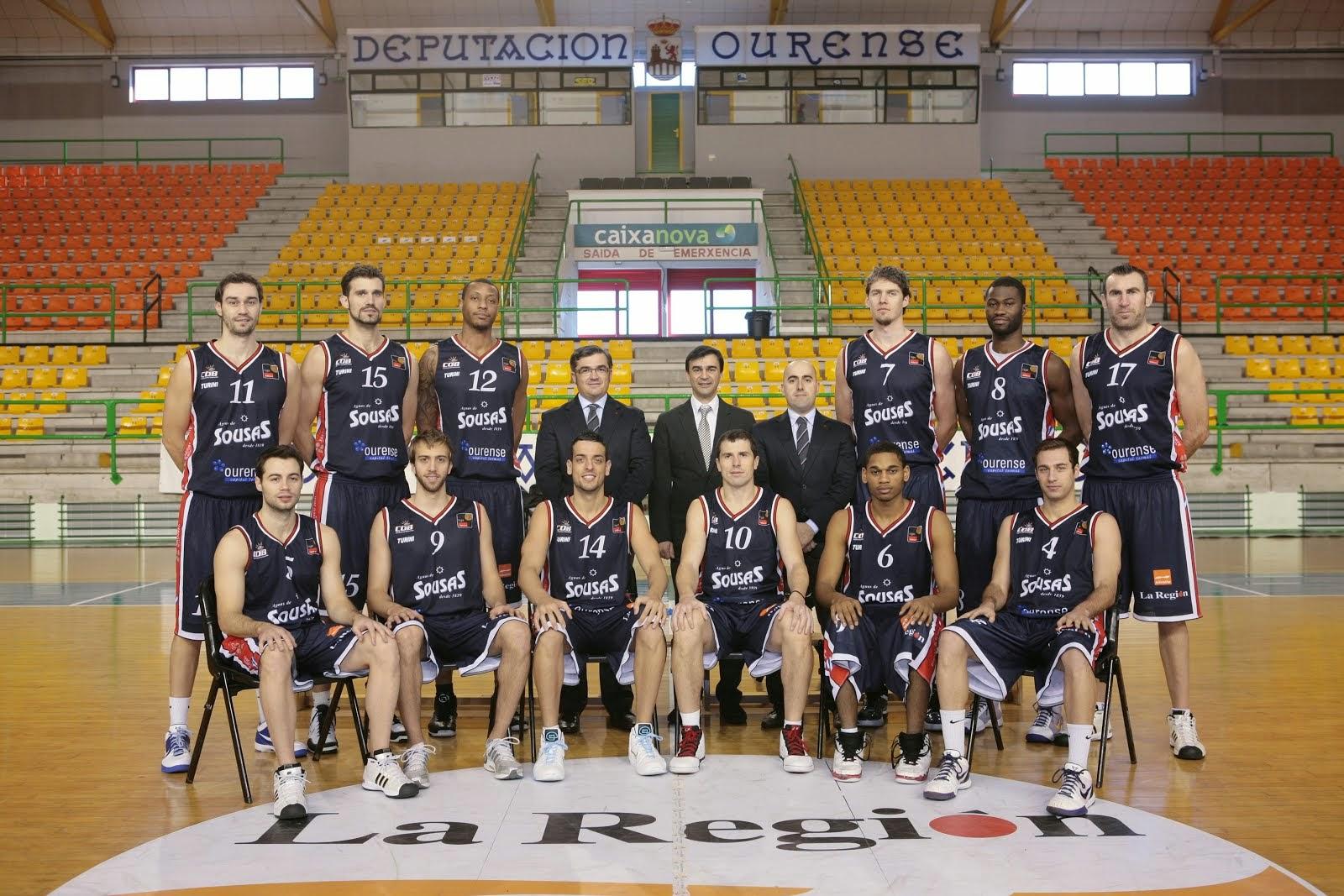 CLUB OURENSE B. 2009-2010. Liga LEB