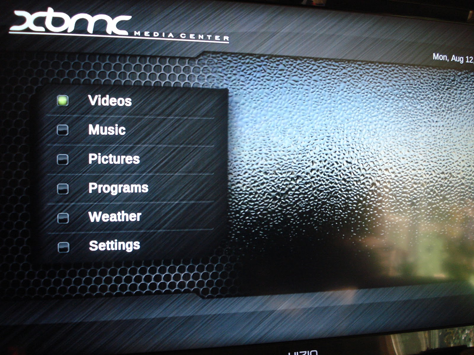 Raspberry Pi and Openelec XBMC