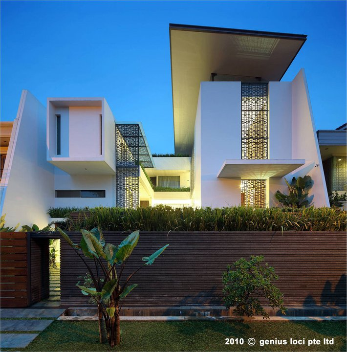 Beautiful Home Design Jakarta Indonesia