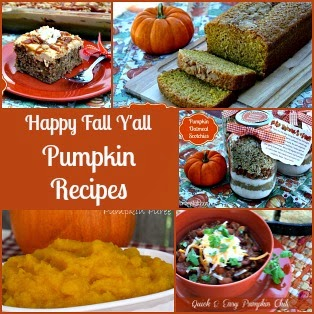 Pumpkin Recipes!!!!