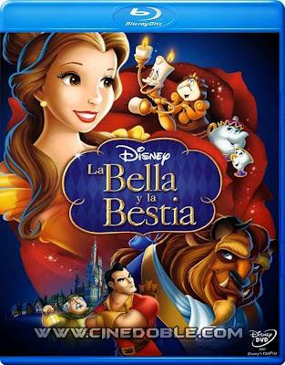 la bella y la bestia 1991 1080p latino La Bella y la Bestia (1991) 1080p Latino