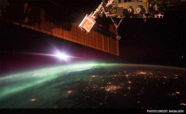 NASA Says, Earth May Have 'Hairy' Dark Matter