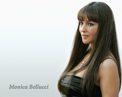 Monica Bellucci always hot look