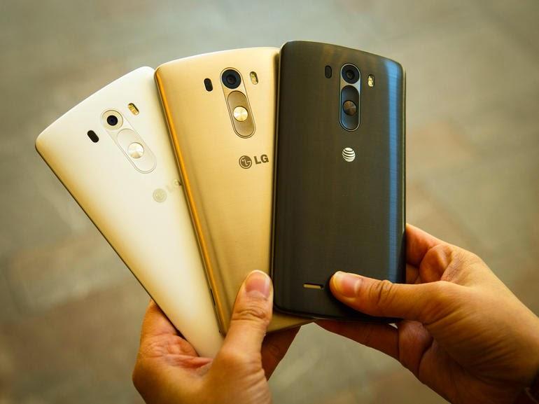 Gambar Pilihan Warna LG G4