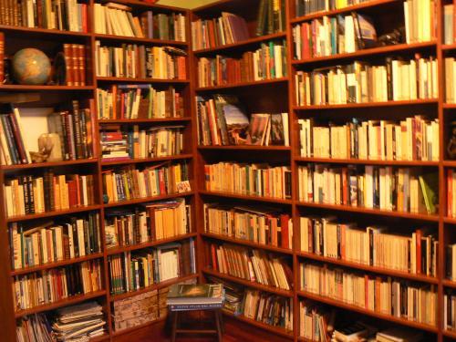 ... la semana blanca porque la idea de quedarse en casa con los libros que