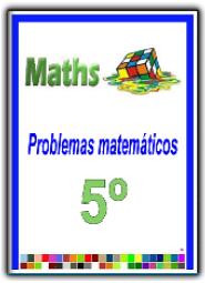 COLECCIÓN DE PROBLEMAS MATEMÁTICOS PARA 5º