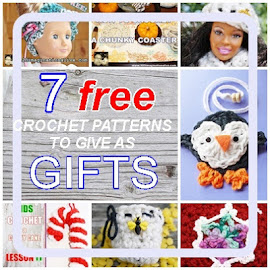 7 FREE CROCHET PATTERNS