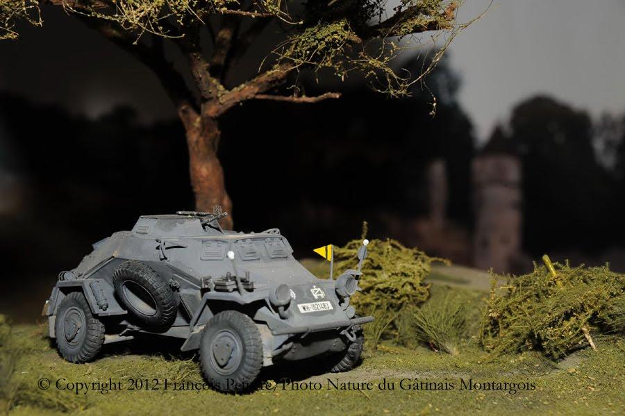 Sd Kfz 221