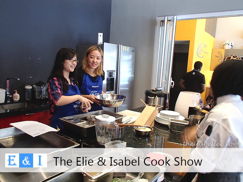 The Elie & Isabel Cook Show