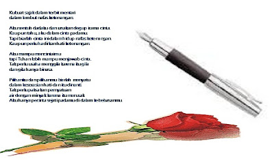 7 puisi cinta romantis dan menyentuh hati