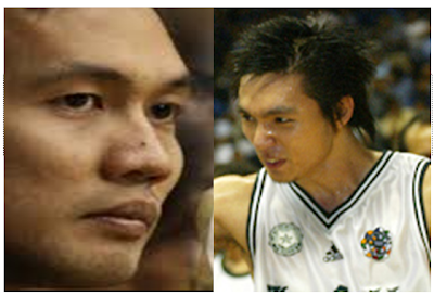 Ginebra's versatile and talented forward Kerby Raymundo and Petron's