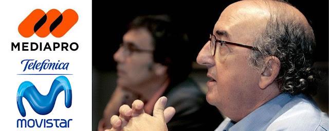 La presión de Movistar surge efecto y Roures rebaja 40 millones el precio final de venta