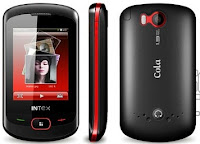 Intex Cola Dual SIM Compact Touchscreen Mobile