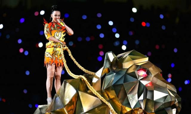video katy perry super bowl 2015