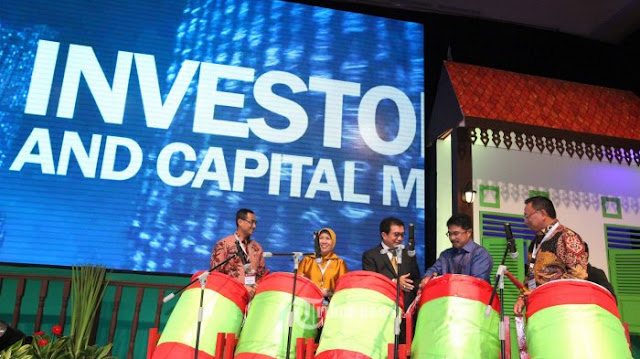BEI Gelar Acara Investor Summit And Capital Market Expo