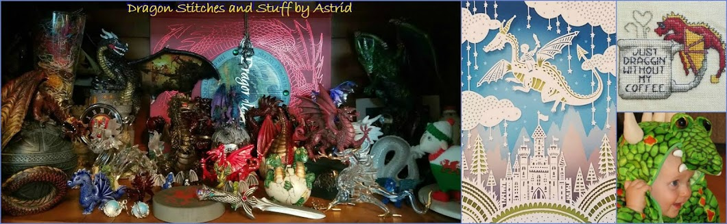 Dragon Stitches and Stuff by Astrid