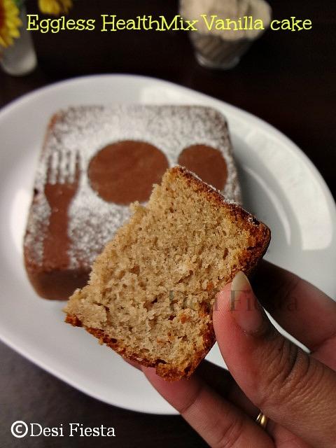 Nutrifest cake