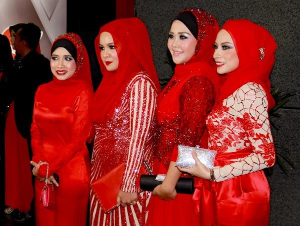 premium beautiful GLAM CDMs Hanis Haizi, Naa Kamaruddin & Faziha