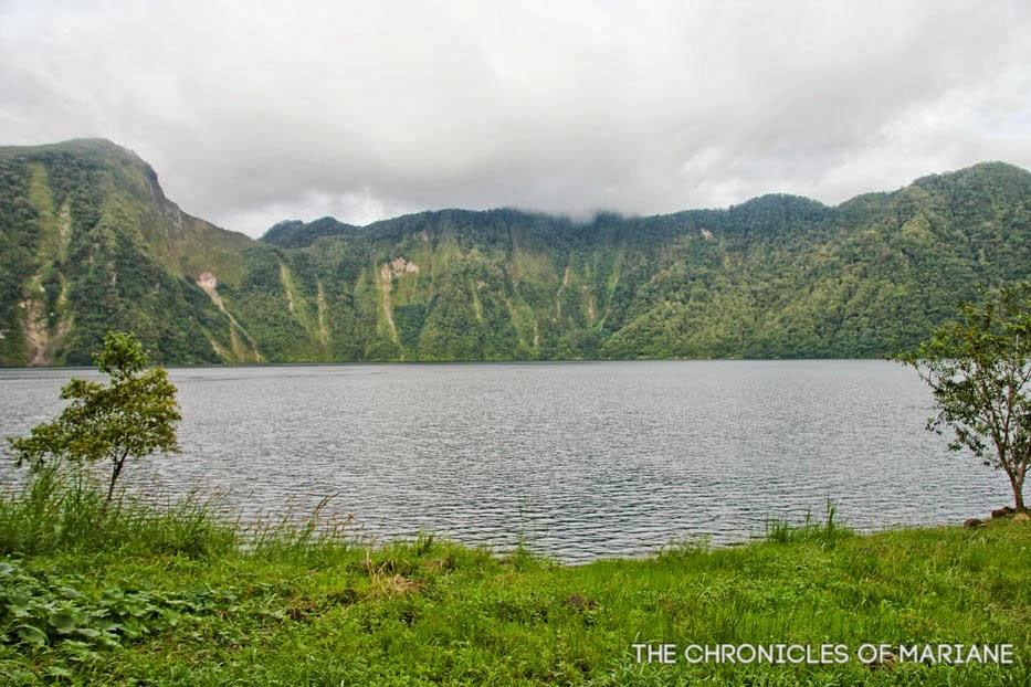 lake holon mindanao