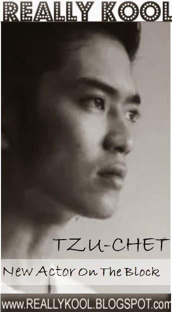 New Actor TZU-CHET. He's Up for Challenges..