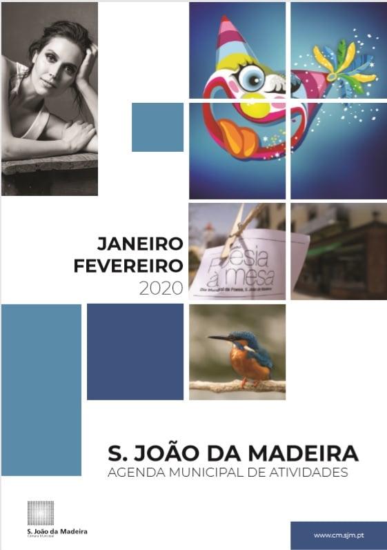 Agenda Cultural e Desportiva de Janeiro e Fevereiro 2020