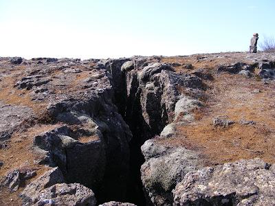 Parcul National Thingvellir, Islanda