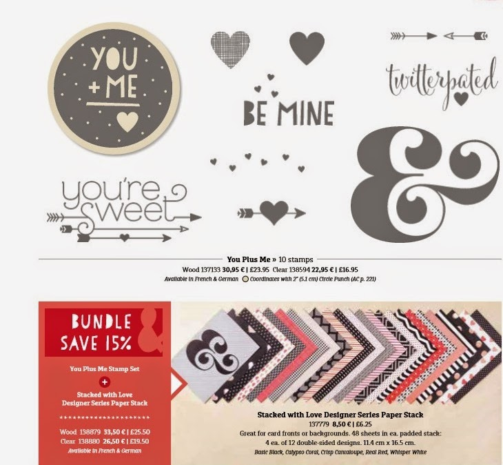 Stampin' Up! 2015 Spring summer catgalogue