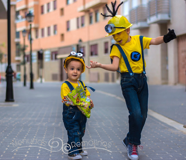 Disfraces de Minion