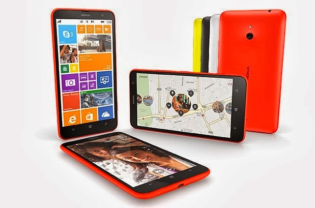 Nokia Lumia 1320 Review,Specs and Price in Pakistan