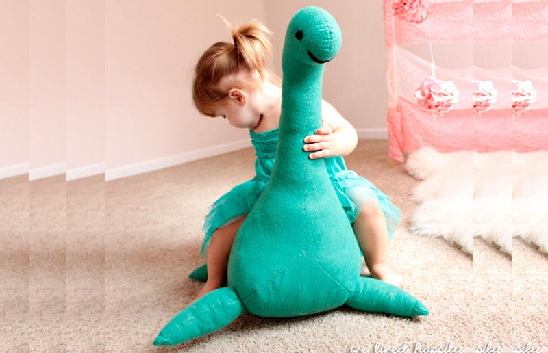 Quem não quer um Monstro do Lago Ness?!
