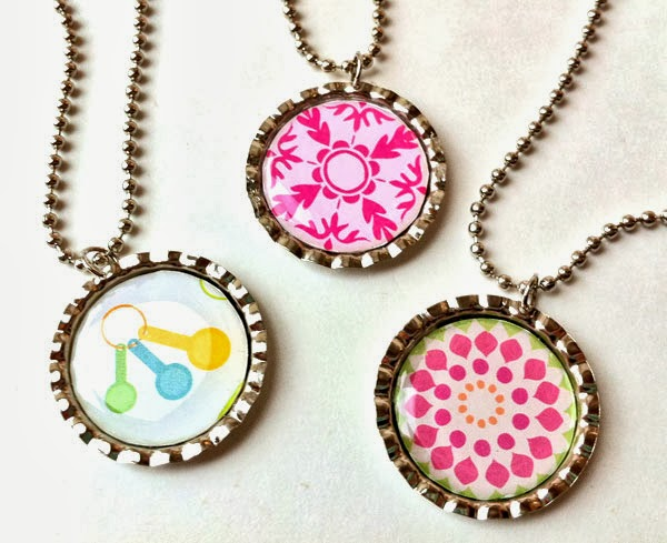 Crazylou jewelry craft ideas for kids for Necklace crafts for kids