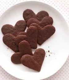 Resep Kue Coklat Hati Yang Enak Dan Renyah
