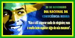 Dia da Consciência Negra-Mensagens e Frases