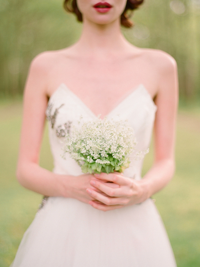 Wedding Trends} : Baby's Breath - Part 1