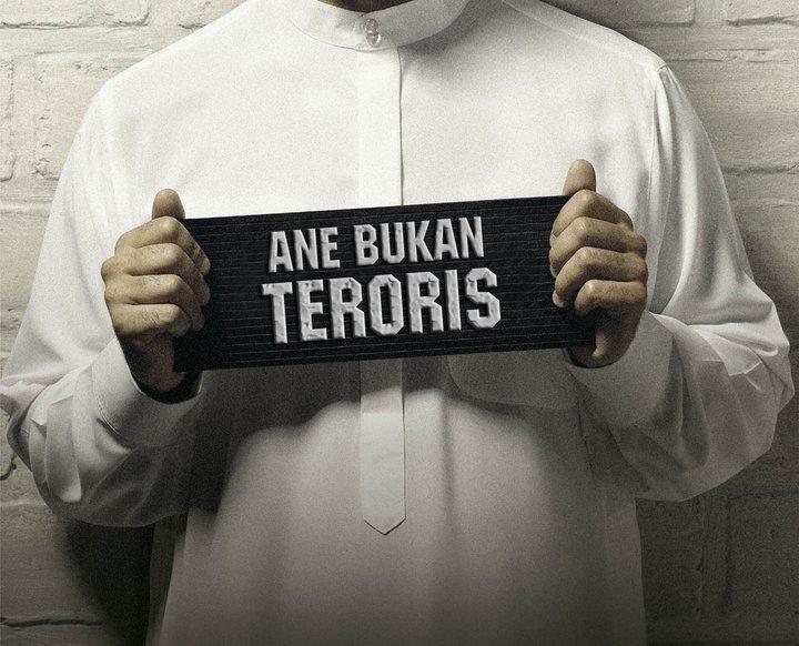 Bukan teroris soub