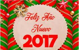 FELIZ Año Nuevo 2017 *
