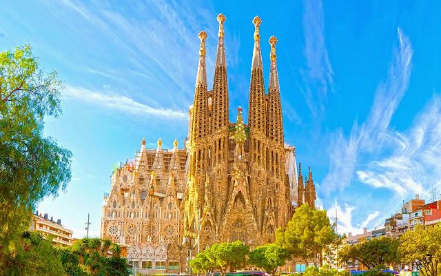Roteiro de quatro dias em Barcelona