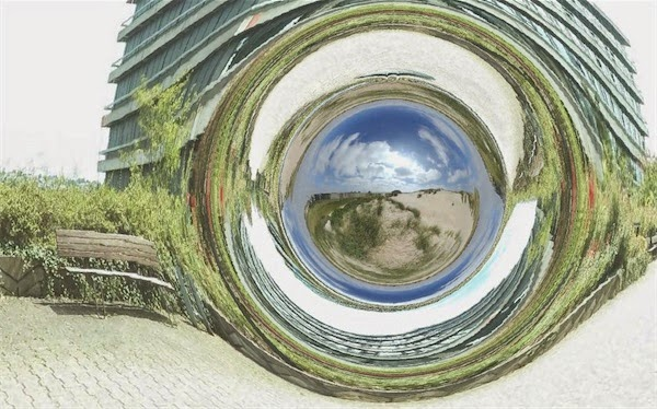 physics buzz what does a journey through a wormhole actually look like