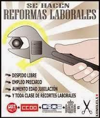 reforma laboral, trabajador,saber, cobrar,paro