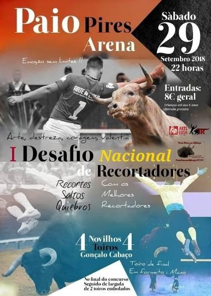 Paio Pires(Seixal)- I Desafio Nacional Recortadores